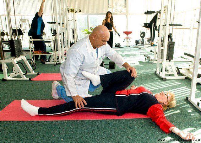 Упражнения для поясницы при болях в спине