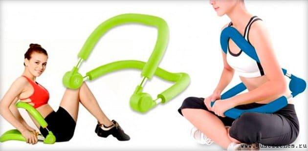 Тренажер (эспандер) бабочка упражнения на разные виды мышц
