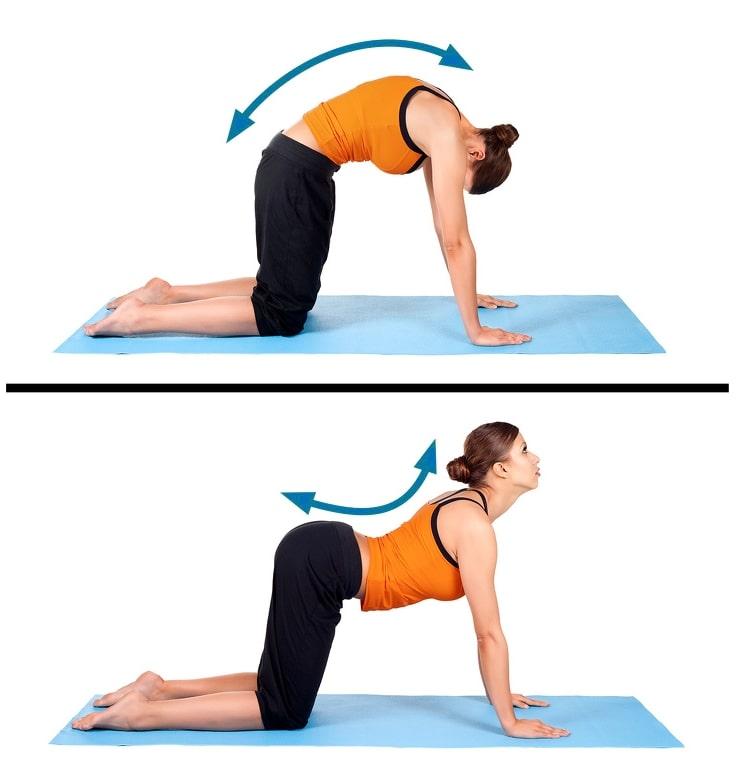 Упражнения для укрепления мышц поясницы в домашних условиях